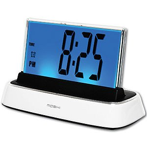 Moshi Voice-Activated Digital Alarm Clock