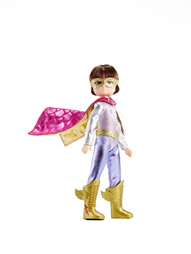 Super Lottie superhero clothes outfit for Lottie doll - 1