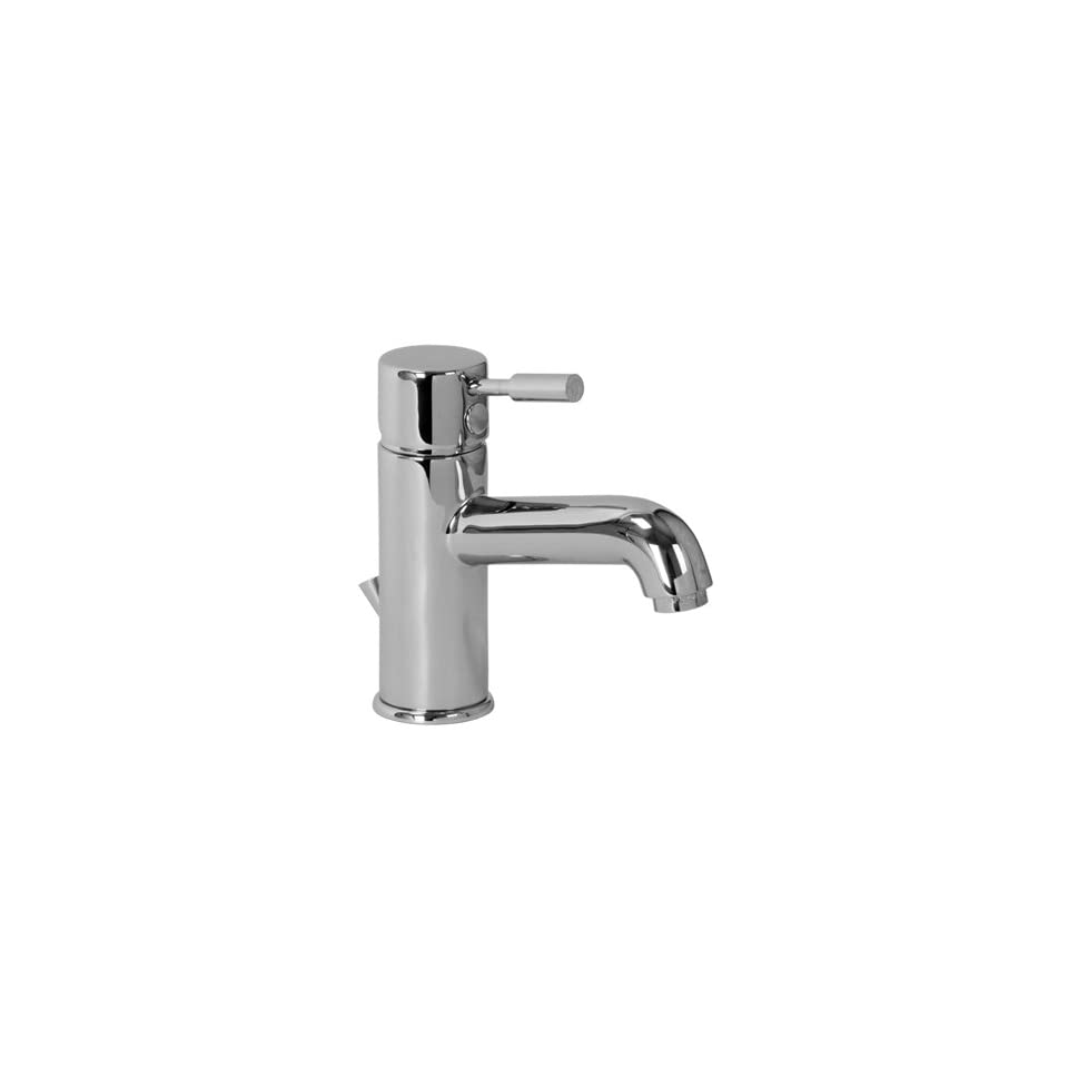 Legacy Brass 5221UB UB Uncoated Polished Brass Bathroom Sink Faucets Single Handle/ Hole Lav Faucet