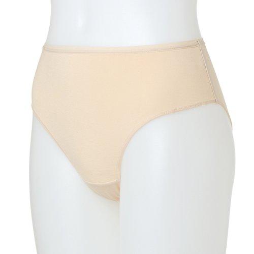 Sleek Ballet appliances under shorts beige size XL (14) (adult) | - 0 - Japan made by adults for children