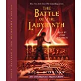 The Battle of the Labyrinth (Percy Jackson & Olympians, #4) (Audio CD/Audiobook)