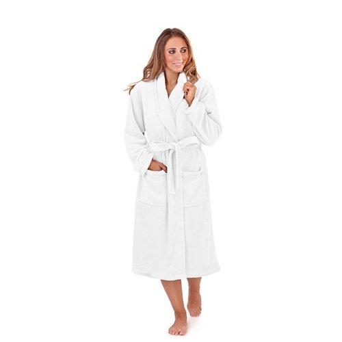 Satsuma fr northgate st robe de chambre femme - Robe de chambre femme polaire avec capuche ...