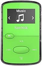 SanDisk SDMX26-008G-G46G SanDisk Clip Jam 8 Go Lecteur MP3 Vert