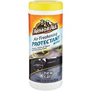 Armored AutoGroup 78533 Air Freshening Protectant Wipe-NEW CAR PROTECTANT WIPES