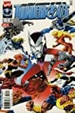 img - for Thunderbolts #3 Marvel Comics book / textbook / text book