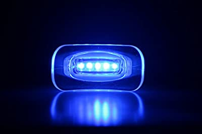 Cheapest AuraGlow 5x Blue LED Light Teeth Whitening Accelerator Light by AuraGlow - Free Shipping Available