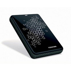 Toshiba Canvio 750 GB USB 3.0 Portable Hard Drive E05A075CAU3XS (Black/Silver)