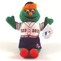 "Boston Red Sox 9"" Plush Mascot"