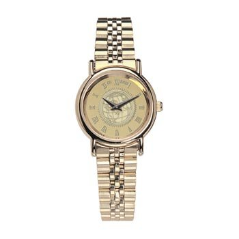 Ohio University - Ladies 18K Gold 7 Micron Watch
