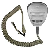 Standard Horizon CMP349W Replacement Microphone for GX1255S-Quest GX1260S-Intrepid GX1270S-Intrepid+ (White)