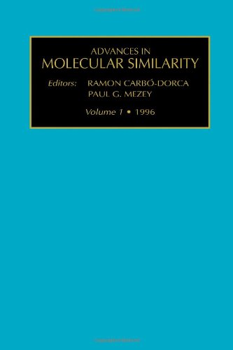 Advances in Molecular Similarity, Volume 1