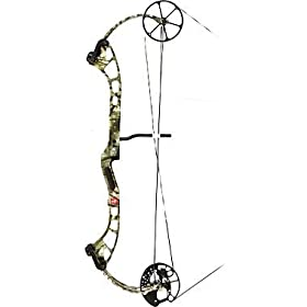 PSE® Madness Compound Bow Left Hand, 70#, 29