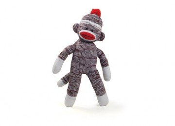 "PL 20"" Classic Style Sock Monkey at 'Sock Monkeys'"