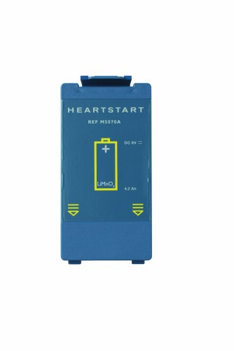 Philips HeartStart HS1 Defibrillator Lithium Battery