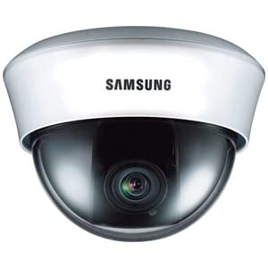 SAMSUNG SCC-B5353 1/3″ Super HadHigh Resolution Day/Night Dome Camera With 2.5Mm¿6Mm Vari-Focal Lens