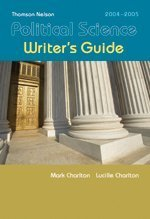 Thomson Nelson Political Science Writers Guide