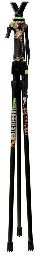Details for Primos Gen 2 Jim Shockey Edition Deluxe Tri Pod Trigger Stick, 24-62-Inch