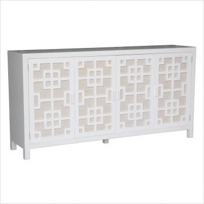 Buy Low Price Jeffan Tatum Sideboard in White (JV-TTM409)