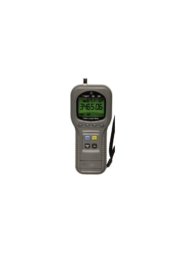 Megger 655535Fm General Purpose Time Domain Reflectometer, Monochrome Display, Rechargeable Battery