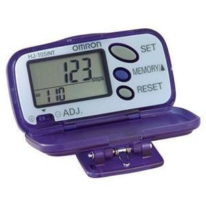 Cheap Omron Healthcare Step Pedometer W/aerobic Funct (hj105fn) – (DTL4001-HJ105FN)