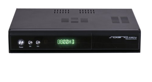 SOGNO HD 8800 Twin Full HD Linux Twin Kabel DVB-T/T2 Combo...