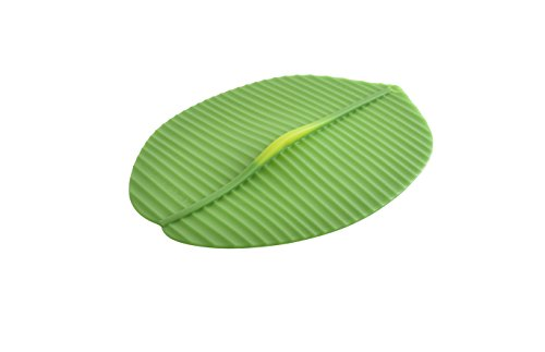 Banana Leaf Lid - Oval 9