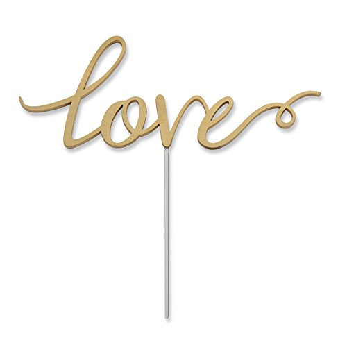 Kate Aspen Love Cake Topper