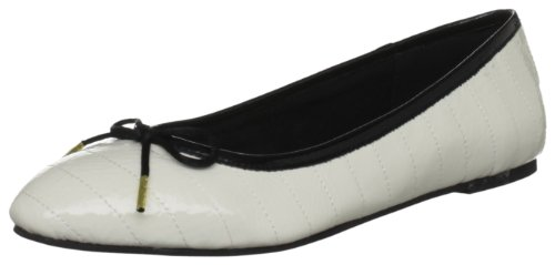 Ted Baker Women's Iveey Black/Cream Ballet 9-11899 5 UK