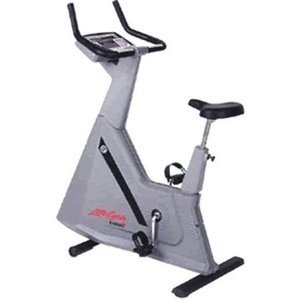 Life Fitness Remanufactured Lifecycle 9500HR Upright Bike