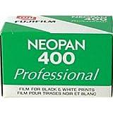 Fujifilm Neopan PROF 400 135-36 B/W  Film