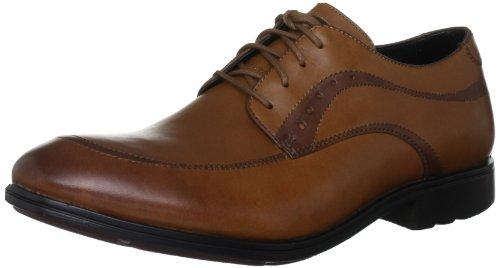 Rockport Men's Fairwood 2 Moc Front Light Tan Shoe K72405 7 UK