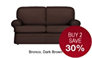 Charlotte Medium Sofa - Leather