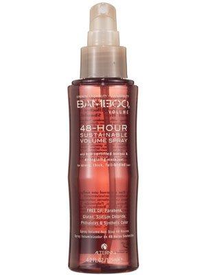 Alterna Bamboo Sustainable Volume Hair Spray for Unisex, 4.2 Ounce