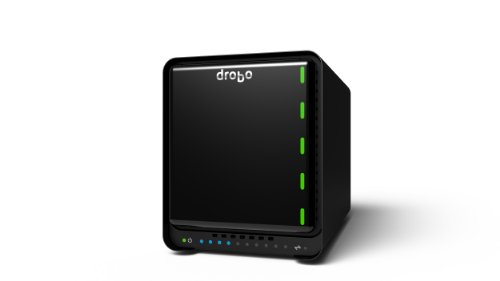 Drobo 5D 5-bay Storage Array, Thunderbolt/USB 3.0