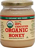 YS Organic Bee Farms Raw Honey -- 2 lbs