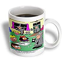 Goverment Breaks Up Monopoly. Abuse - 11oz Mug