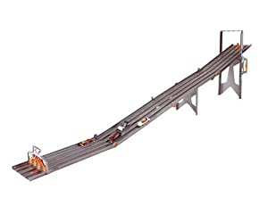 Hot Wheels 4 Lane Raceway