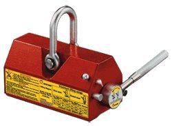 EZ-Clean Lifting Magnet - Permanent Lifting Magnet - 1,320 lbs Capacity - Made in U.S.A.