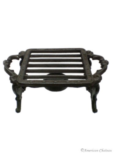 Purchase Heavy Cast Iron Tea Pot Teapot Candle Warmer Trivet