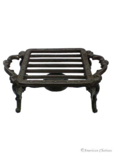 Purchase Heavy Cast Iron Tea Pot Teapot Candle Warmer Trivet