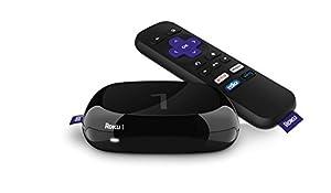 Roku 1 Streaming Player (Black) (Roku 2710R)