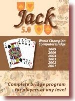 Jack 5.0 Computer Bridge Software (PC-DVD)