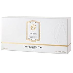 Annick Goutal La Rose Soap Set 5x50gr