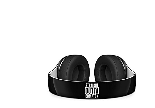Beats Studio 2 Wireless B0501 Over-Ear Headphones ( Straight Outta Compton Edition ) - Black - Certified Refurbished