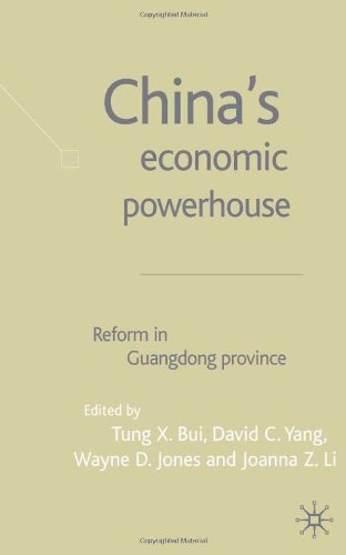 China'S Economic Powerhouse: Economic Reform In Guangdong Province front-523330
