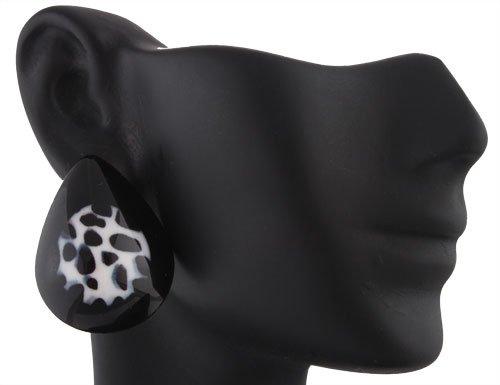 Ladies Tear Drop Style F Clip On Earrings