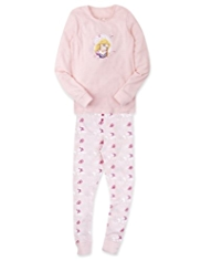 Disney Princess Thermal Vest & Leggings Set