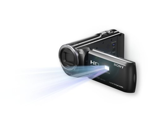 Sony Hdr-Pj380/B High Definition Handycam Camcorder With 3.0-Inch Lcd (Black)