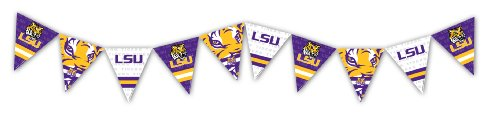 Eureka Louisiana State Officially Licensed NCAA Pennant Banner