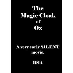 The Magic Cloak of Oz